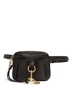 d79f4f13516dd Black Buckle Belt Bag by See by Chloe Accessories