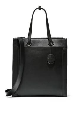 Black Grand Ambition Everyday Tote by Cole Haan Accessories