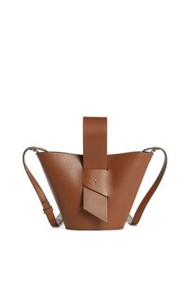Lion Amphora Mini Bag by Carolina Santo Domingo