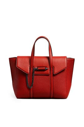 Paprika Barton Mini Tote by Mackage Handbags