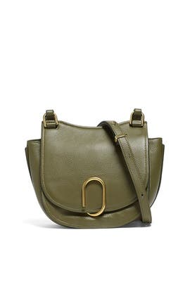 Military Green Alix Hunter Bag by 3.1 Phillip Lim Accessories