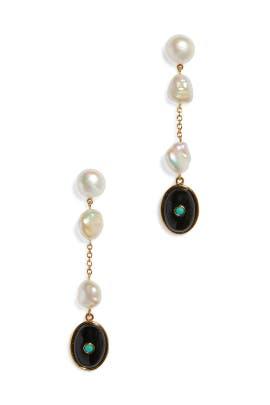 Bon Vivant Earrings by Lizzie Fortunato