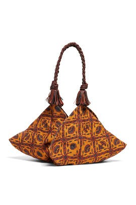Ochre Adalia Bag by Ulla Johnson Handbags