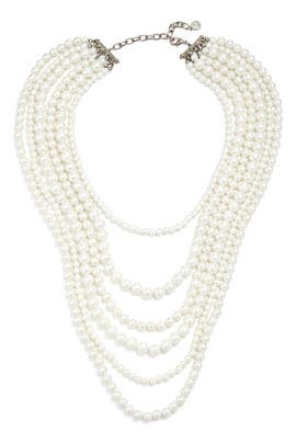 Dress Me Up Necklace by RJ Graziano