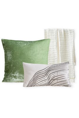 Fluid Lines Pillow Bundle by West Elm