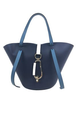 Navy Belay Tote by ZAC Zac Posen Handbags