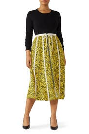 Striped Drawstring Skirt by Derek Lam Collective