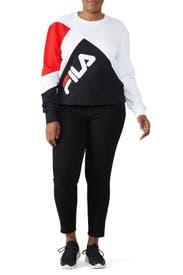 Zoe Colorblock Sweatshirt by FILA