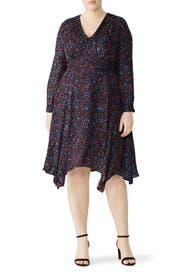Floral Evanna Dress by Parker