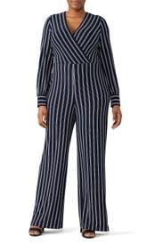 Leslie Jumpsuit by Lauren Ralph Lauren