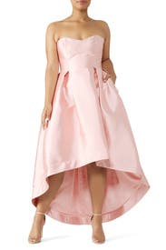 Roxanne High Low Gown by Parker