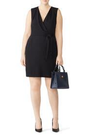 Cybil Faux Wrap Dress by Slate & Willow