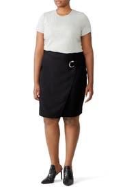 Laurene Grommet Skirt by Universal Standard
