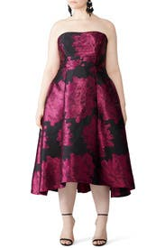 Jacquard Bold Dress by Slate & Willow