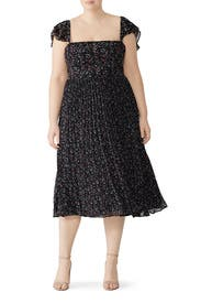 Willa Floral Dress by Fame & Partners
