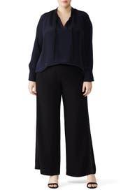 Sonia Long Sleeve Blouse by DEREK LAM
