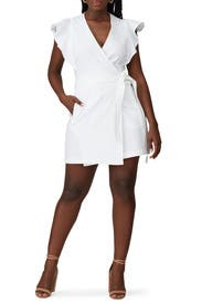 Sidelle Wrap Dress by A.L.C.
