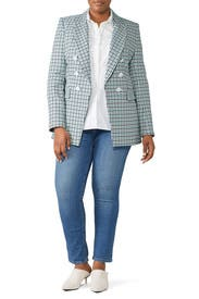 Moroso Dickey Jacket by Veronica Beard