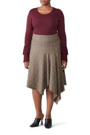 First Bet Skirt by Nanette Lepore