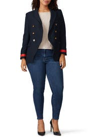 Timber Dickey Jacket by Veronica Beard