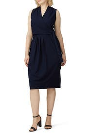Sweater Tie Dress by RACHEL ROY COLLECTION