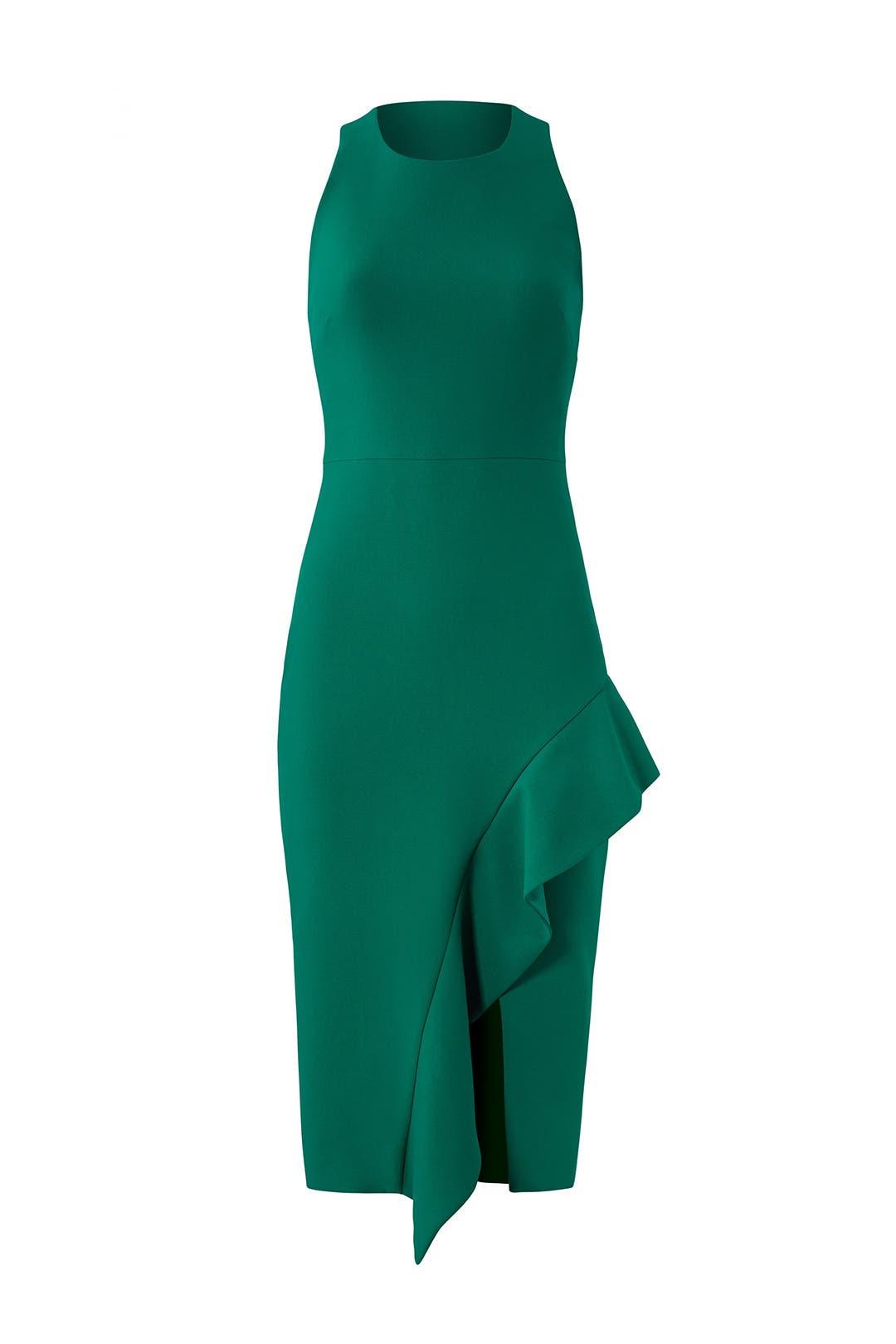 Emerald Piper Dress by Cinq à Sept