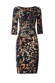 Marissa Leopard Sheath by Black Halo