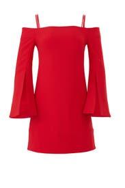 Red Tempo Dress by ELLIATT