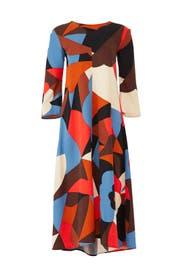 Cantelle Dress by STINE GOYA