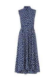 Cloud Dot Midi Dress by kate spade new york