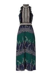 Ivy Printed Trellis Dress by Yigal Azrouël