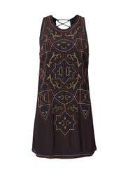 Black Mandala Dress by Free People