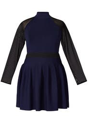 Sapphire Illusion Dress by Rachel Rachel Roy