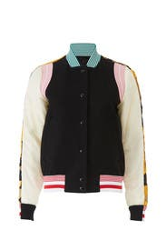 Colorblock Sport Jacket by No. 21