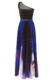 Kaleidoscopic Gown by GABRIELA CADENA