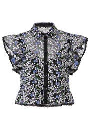 Wildflower Top by Nanette Lepore