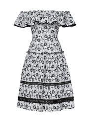 Camillia Embroidery Dress by Nicholas