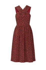 Floradoodle Dress by kate spade new york