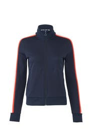 Navy Classic Track Jacket by Tory Sport