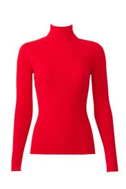 Roland Turtleneck Sweater by Tory Burch