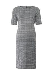 Plaid Maternity Sheath by Slate & Willow