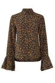 Ditsy Floral Shirt by Derek Lam 10 Crosby
