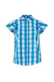 Parton Check Shirt by Draper James X ELOQUII