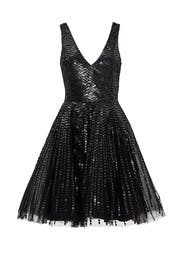 Black Theater Dress by Parker