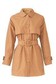 Refined Trench Coat by Hunter