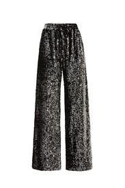 Sequin Track Pants by Milly
