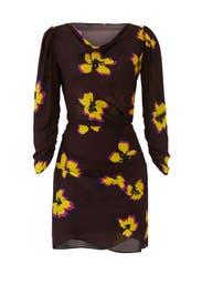 Chocolate Grace Dress by A.L.C.