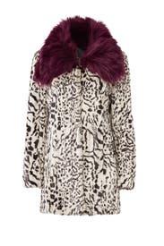 Urban Jungle Coat by Unreal Fur