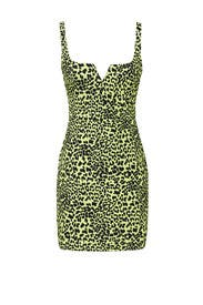 Leopard Constance Dress by LIKELY