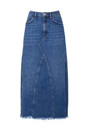 Denim Skirt by Free People